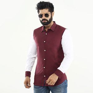 Maroon-and-white-shirt-for-men-St25.1