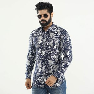 Navy-Blue-Printed-shirt-St26.1