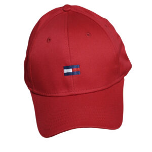 TOMMY HILFIGER Red CAP -TR1