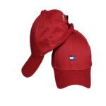 TOMMY HILFIGER Red CAP -TR1