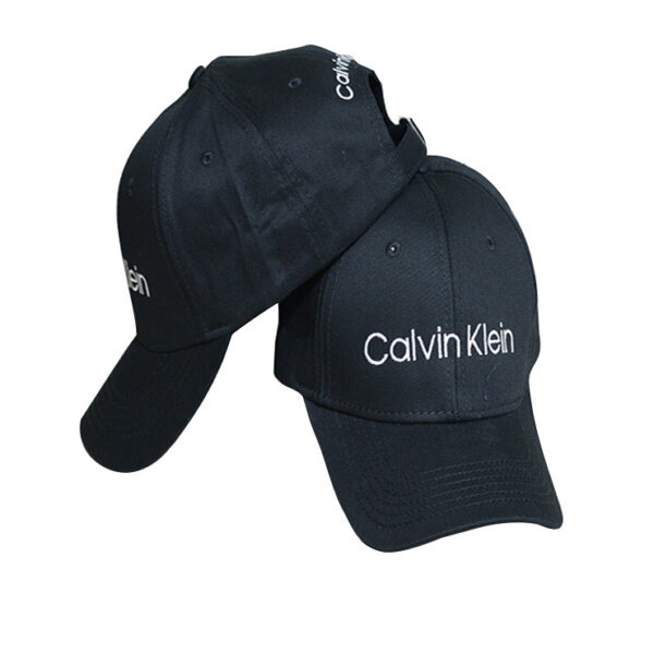 Calvin Klein Super Lite Cap Black -CKL2
