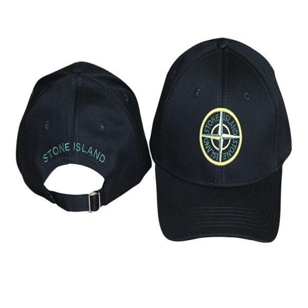 Stone Island Original Cap Black Color -SI2