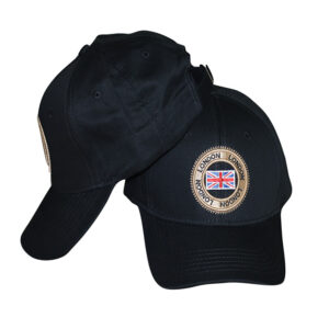 LONDON FLAG CAP BLACK Original -LB2