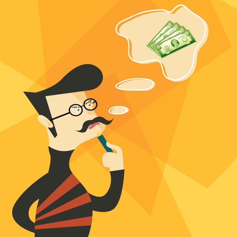 Thinking-of-money