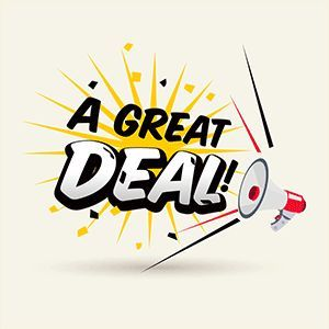 A great deal by ultimostore.