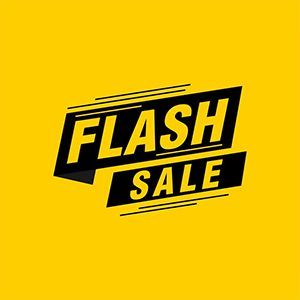 Join on Flash Sales offer