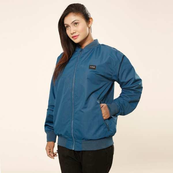 Waterproof winter jacket for women   Biker jacket collection- J17