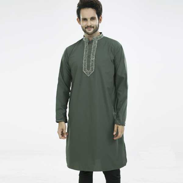 Men's Exclusive Cotton Panajabi -PN-84